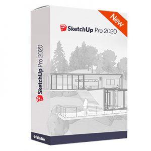SketchUp Pro Crack & License Key Full Version Latest 2021